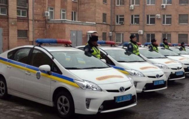 МВД привлекло к охране порядка в день выборов Рады 85,5 тыс. правоохранителей