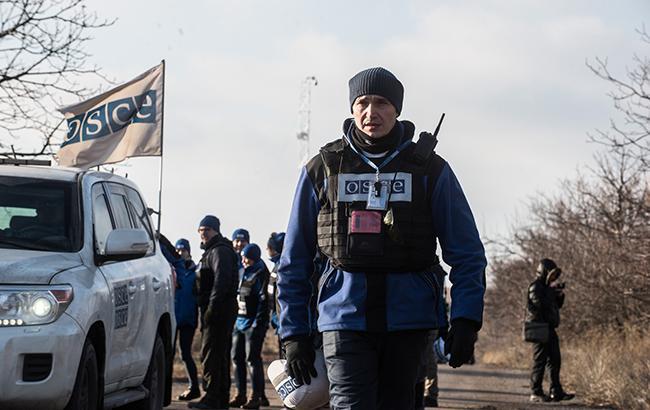 Бойовики планують провокації проти місії ОБСЄ на Донбасі, - штаб АТО