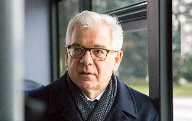 Глава МИД Польши выступил за введение санкции против РФ