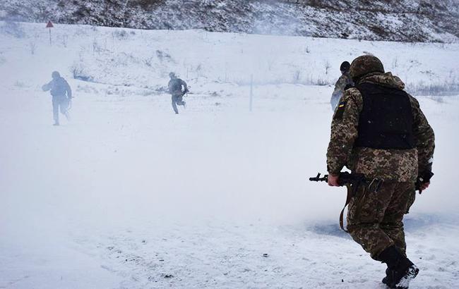 Фото: украинские военные не пострадали (mil.gov.ua)