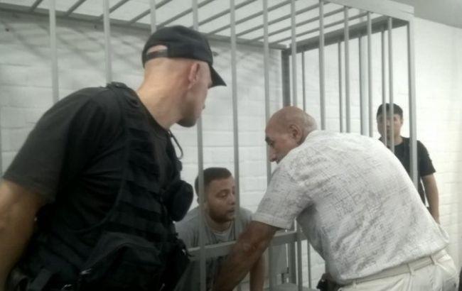 Фото: суд над винуватцем смертельного ДТП в Миколаєві (Novosti-N)