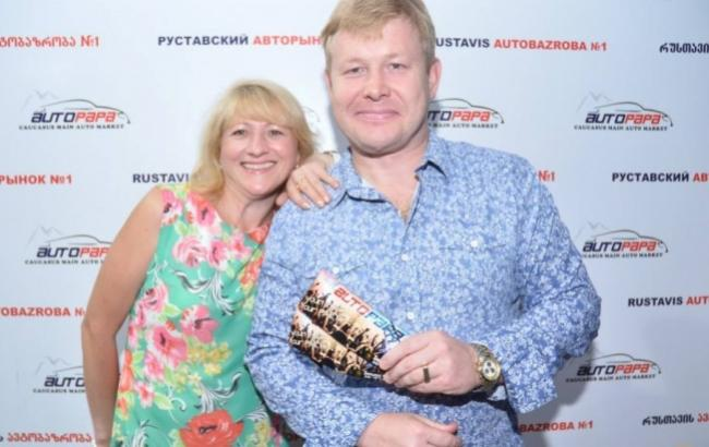 Фото: Владимир Жемчугов с супругой до попадания в плен (112)