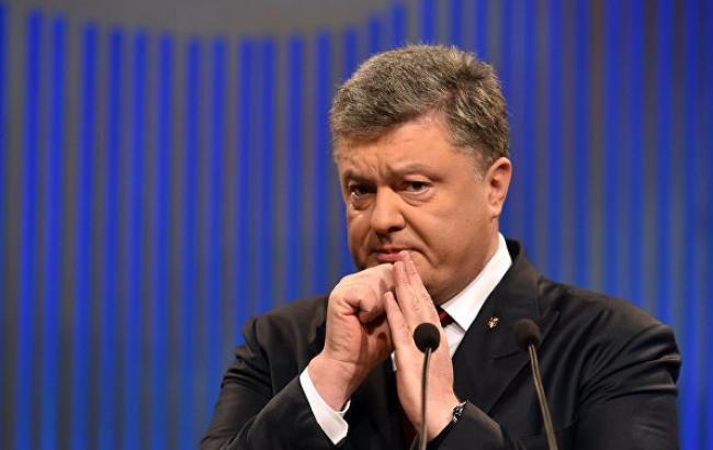 Фото: Петро Порошенко (Знай.ua)