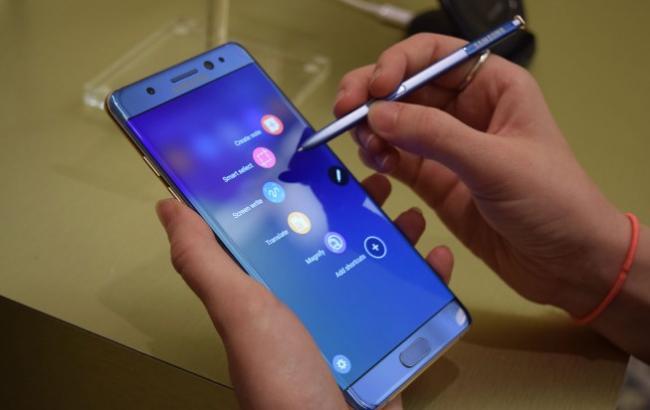 Фото: Samsung Galaxy Note 7 (112.ua)