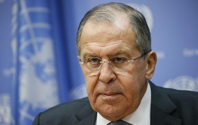 """Росія готова сприяти виконанню """"Мінська"""" з боку ОРДЛО, - Лавров"""