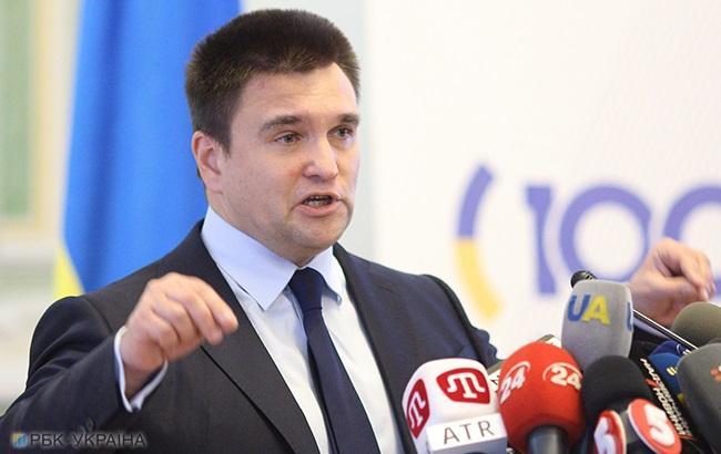 Організатори обшуків кримських татар відповідатимуть за це у міжнародних судах, - Клімкін