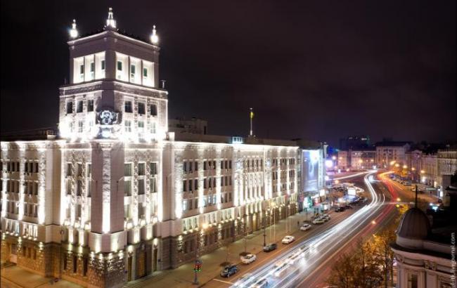 В Харьковский горсовет прошли 4 партии