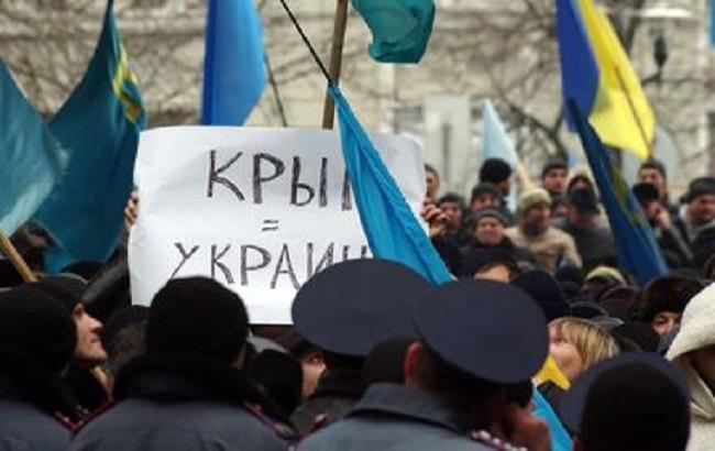 Фото: Меджлис просит усилить санкции против РФ