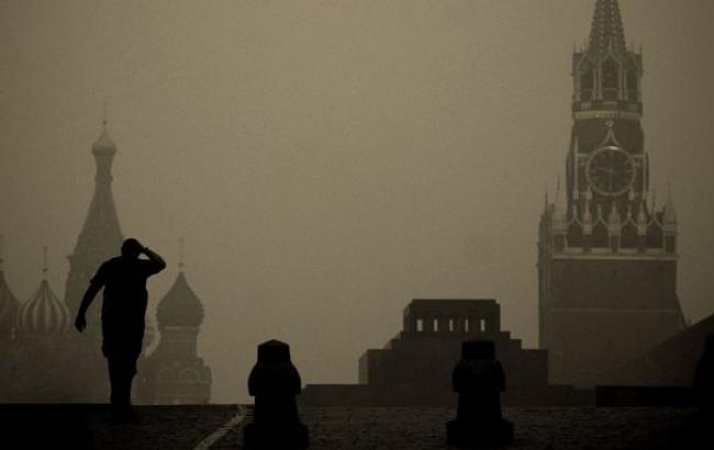 У Москві зафіксували підвищення рівня сірководню і стиролу