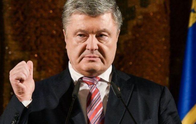 Порошенко застеріг від нав'язування думки про вину України у агресії РФ