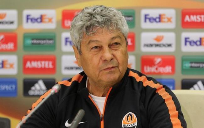 Луческу попросив перенести матч Україна - Туреччина через погодні умови