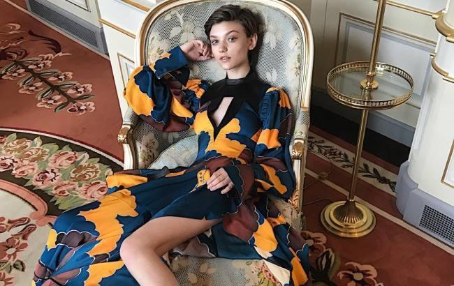 Украинская модель стала лицом Prada (фото)