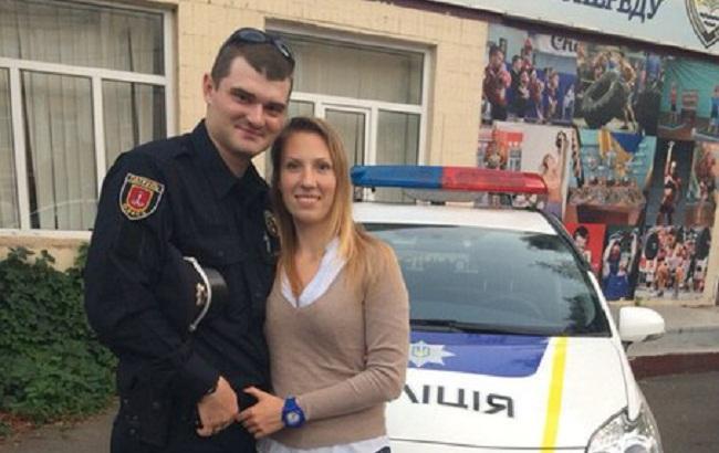 Патрульные-сепаратисты: в новой полиции Одессы служат украинофобы