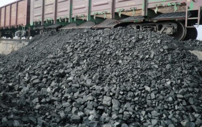 Запасы угля на складах электростанций Украины снизились на 3% - до 1,387 млн т