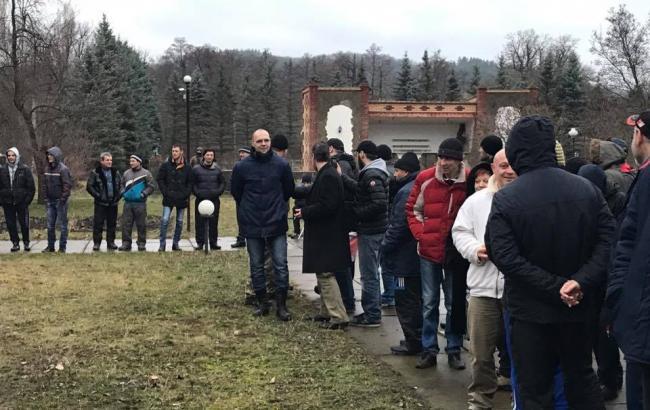 Обмен пленными: до как минимум 15 человек отказываются отпередачи вОРДЛО