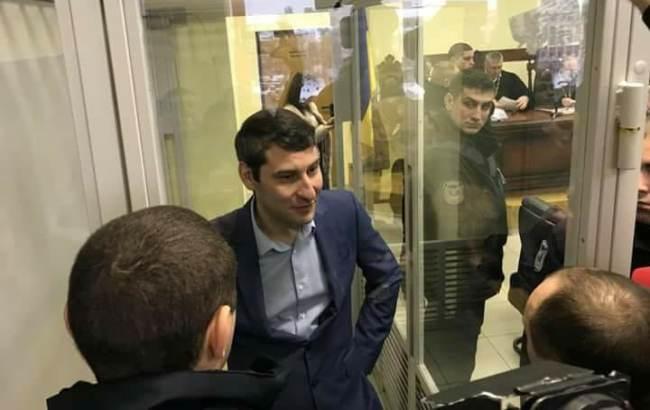 Соратника Саакашвілі залишили під вартою