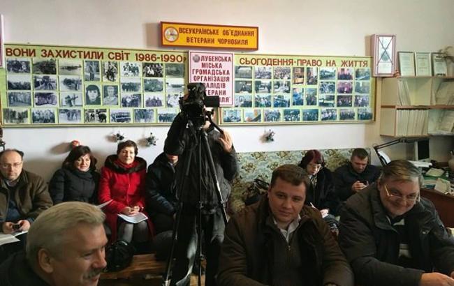"""""""Відродження"""" вимагає від Кабміну переглянути пенсійне забезпечення чорнобильців"""