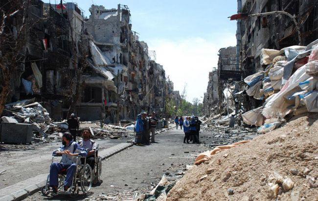 Фото: сирійська та російська авіація має намір знищити громадян Алеппо