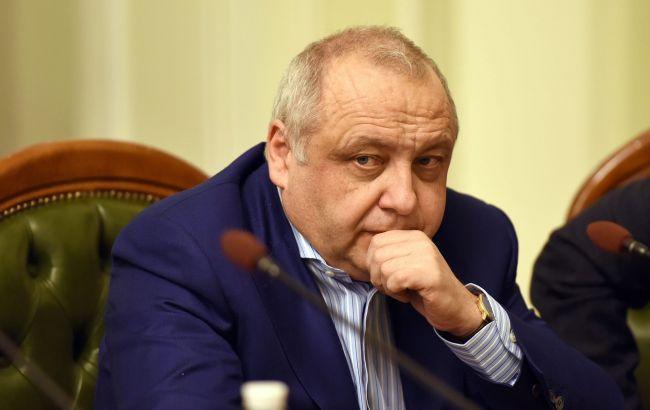 Фото: председатель фракции БПП Игорь Грынив