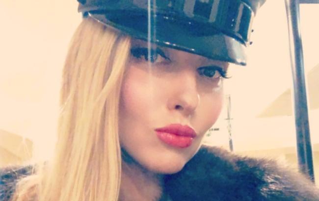 "Полякова назвала свои ""Шлепки"" гимном (видео)"