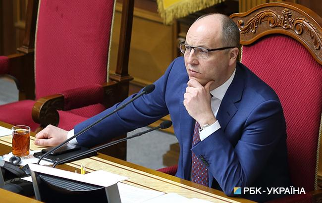 На этой неделе ситуация с перезагрузкой Центризбиркома вряд ли сдвинется с мертвой точки (Фото: РБК-Украина/Виталий Носач)
