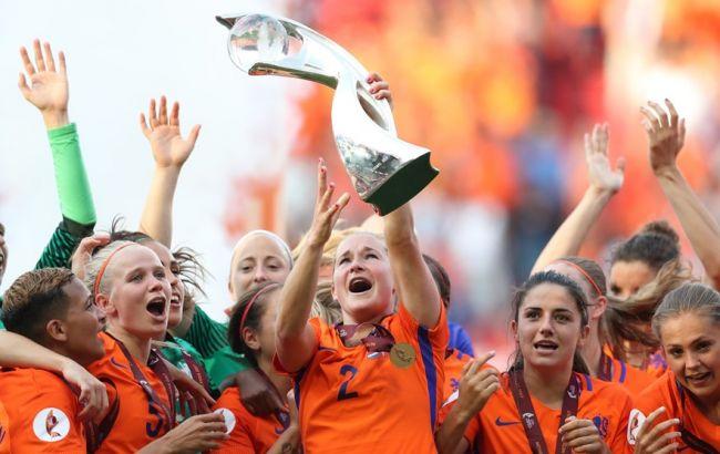 УЕФА перенес на год чемпионат Европы среди женщин