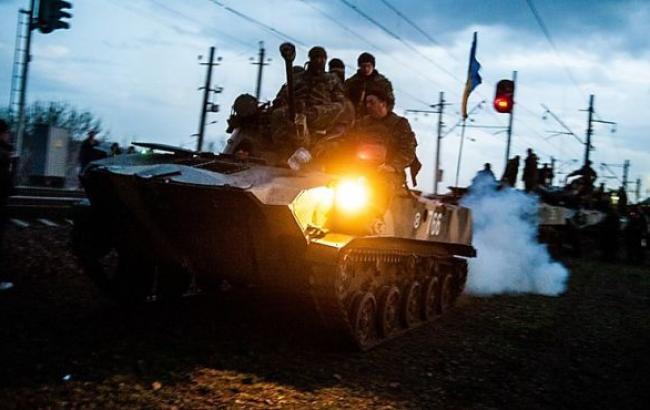 МЗС України вважає провокацією заяви Росії про наступальні плани сил АТО на Донбасі