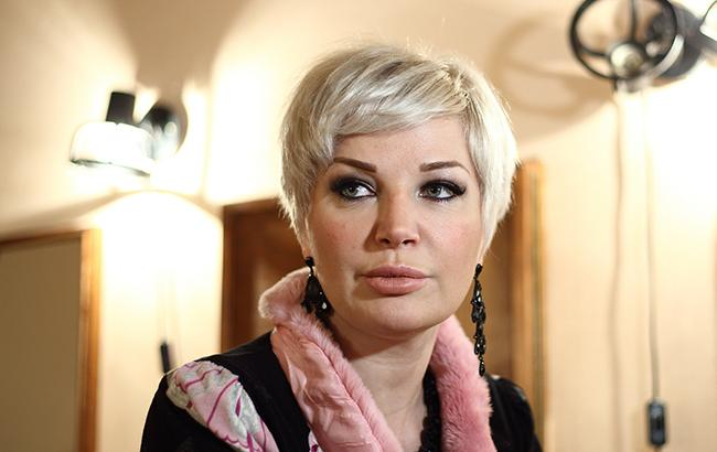 """""""Не представляю, что бы они мне устроили"""": Максакова рассказала, как """"голосовала"""" за аннексию Крыма"""