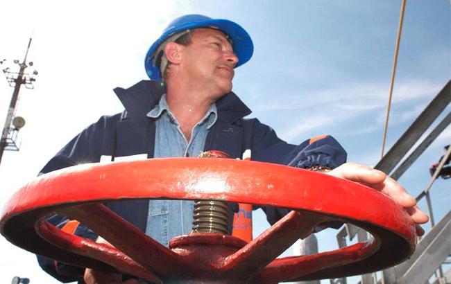 Фото: газовый вентиль (Нафтогаз Украины)