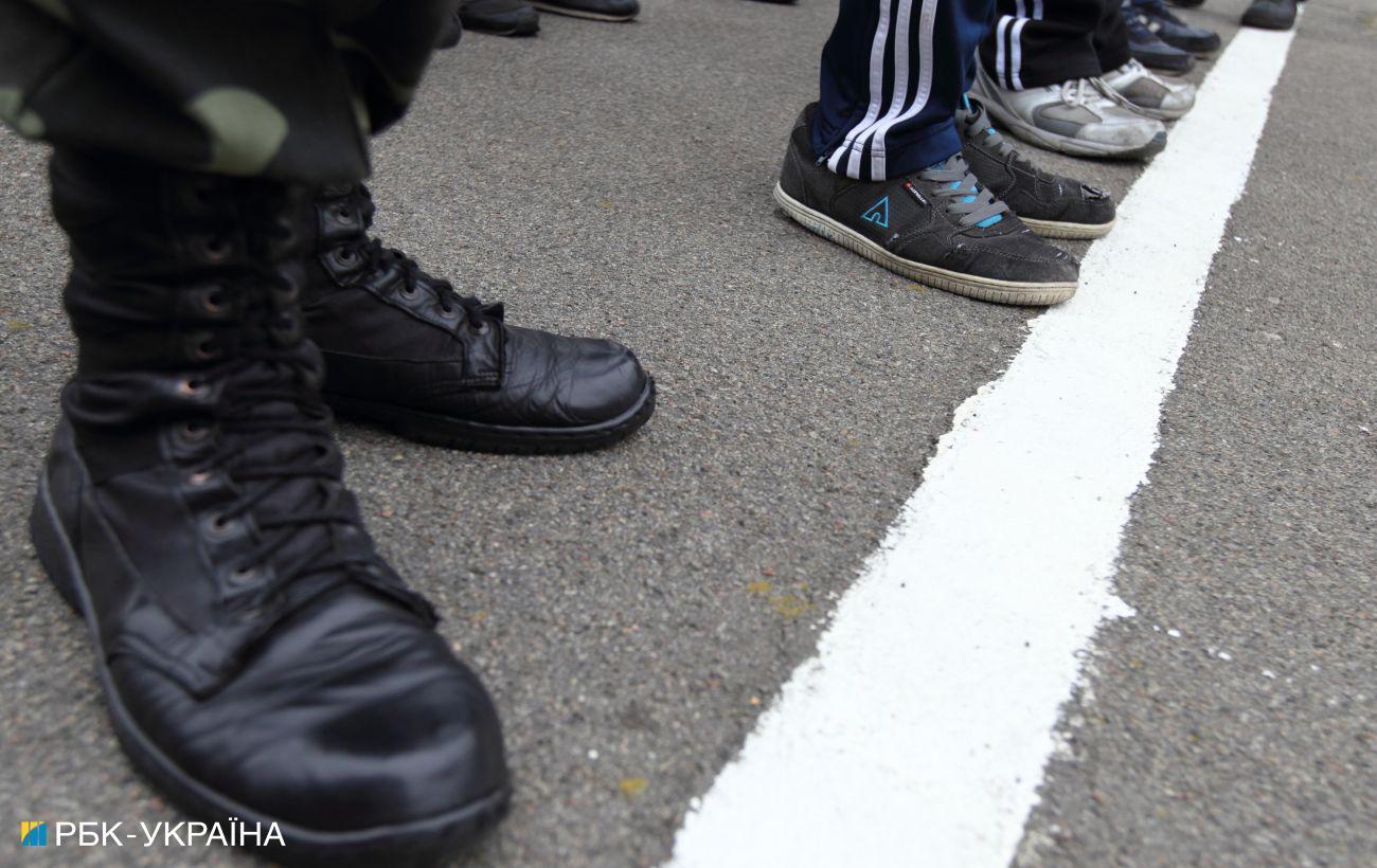 Россия начала очередной призыв в Крыму. Украина выразила решительный протест
