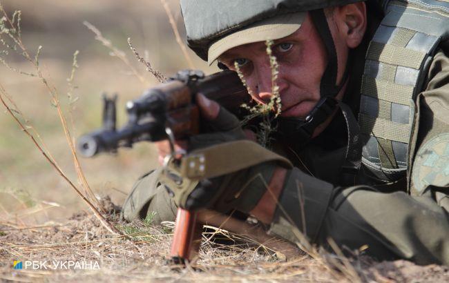Боевики в последний день года стреляли возле Старогнатовки