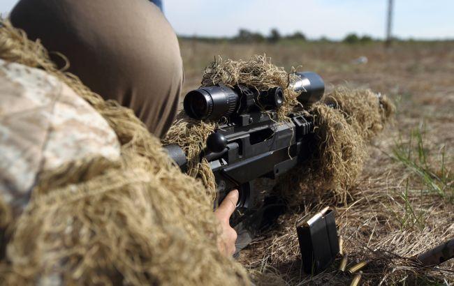 На Донбассе оккупанты пять раз открывали огонь, ранен боец ВСУ