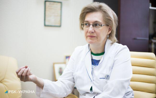 Голубовская объяснила, почему одна вакцинация не поможет побороть COVID-19