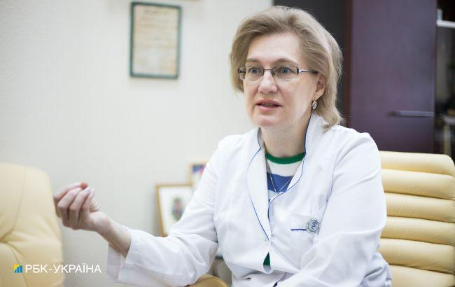 Голубовская рассказала, когда человек с COVID-19 является особо заразным