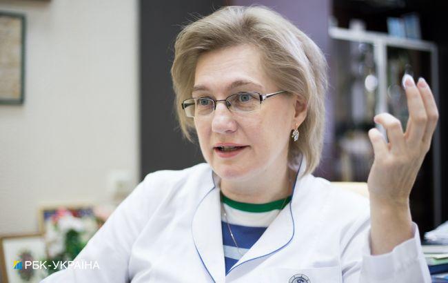 Голубовская объяснила, почему украинцы отказываются получать лечение от COVID-19