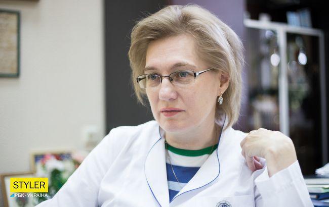 Голубовская назвала условие, при котором человечество не сможет победить коронавирус