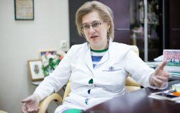Голубовська розповіла, кому не можна вакцинуватися AstraZeneca