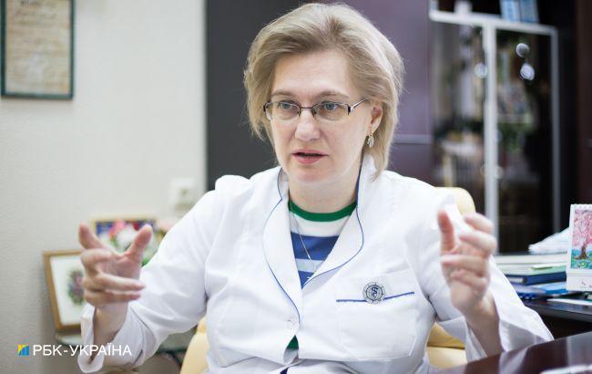"""Голубовская назвала главную опасность Дельты: это """"несколько другое заболевание"""""""
