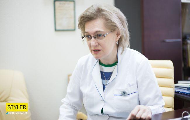 Голубовська розповіла, як дізнатися, що вам не потрібна вакцина від COVID-19
