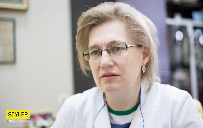Голубовская назвала три сценария развития эпидемии COVID-19 в Украине