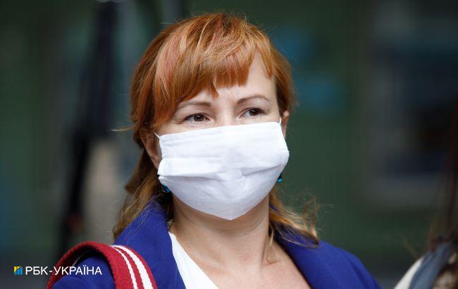 В Киеве впервые более 800 новых случаев COVID-19