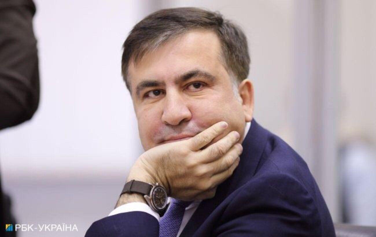 Саакашвили согласился на медосмотр и принятие лекарств, - врач экс-президента