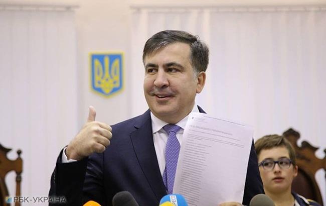 Саакашвили обвинил СБУ в проведении экспертизы переговоров с Курченко без образца голоса