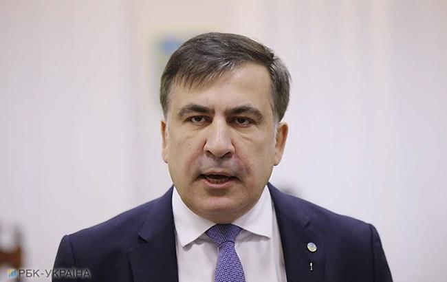 Саакашвили сегодня проведет пресс-конференцию в Варшаве