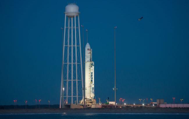 Фото: в NASA произвели запуск ракеты Antares OA-5