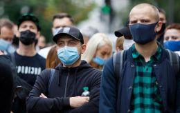 В Україні різко зросла кількість нових COVID-випадків: 4538 заражень за добу