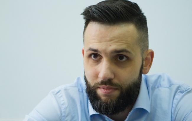 Фото: заступник голови МЕРТ Максим Нефьодов