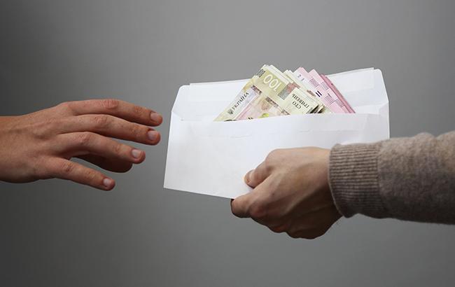 З корупцією безпосередньо стикаються 30% українців