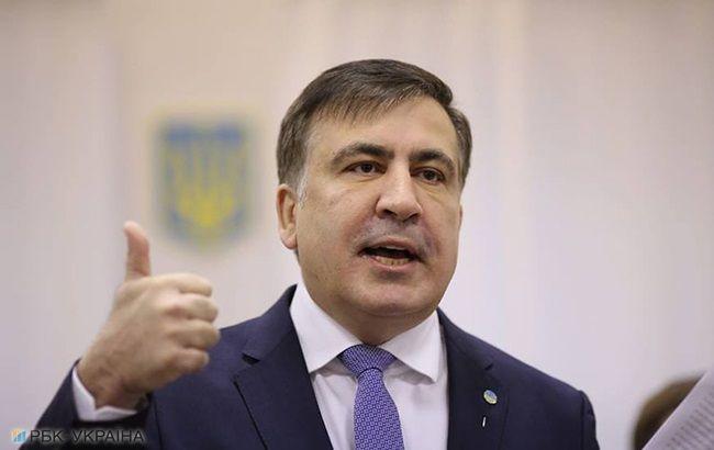 Саакашвили назвал предложенную ему должность в Нацсовете реформ