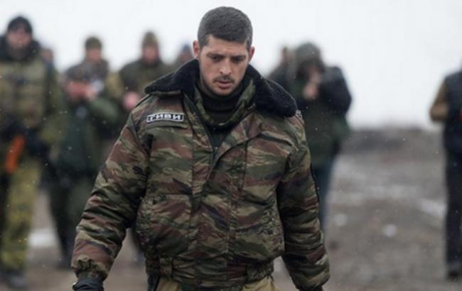 """Фото: убийство """"Гиви"""" произошло из-за его участия в боях под Донецком"""